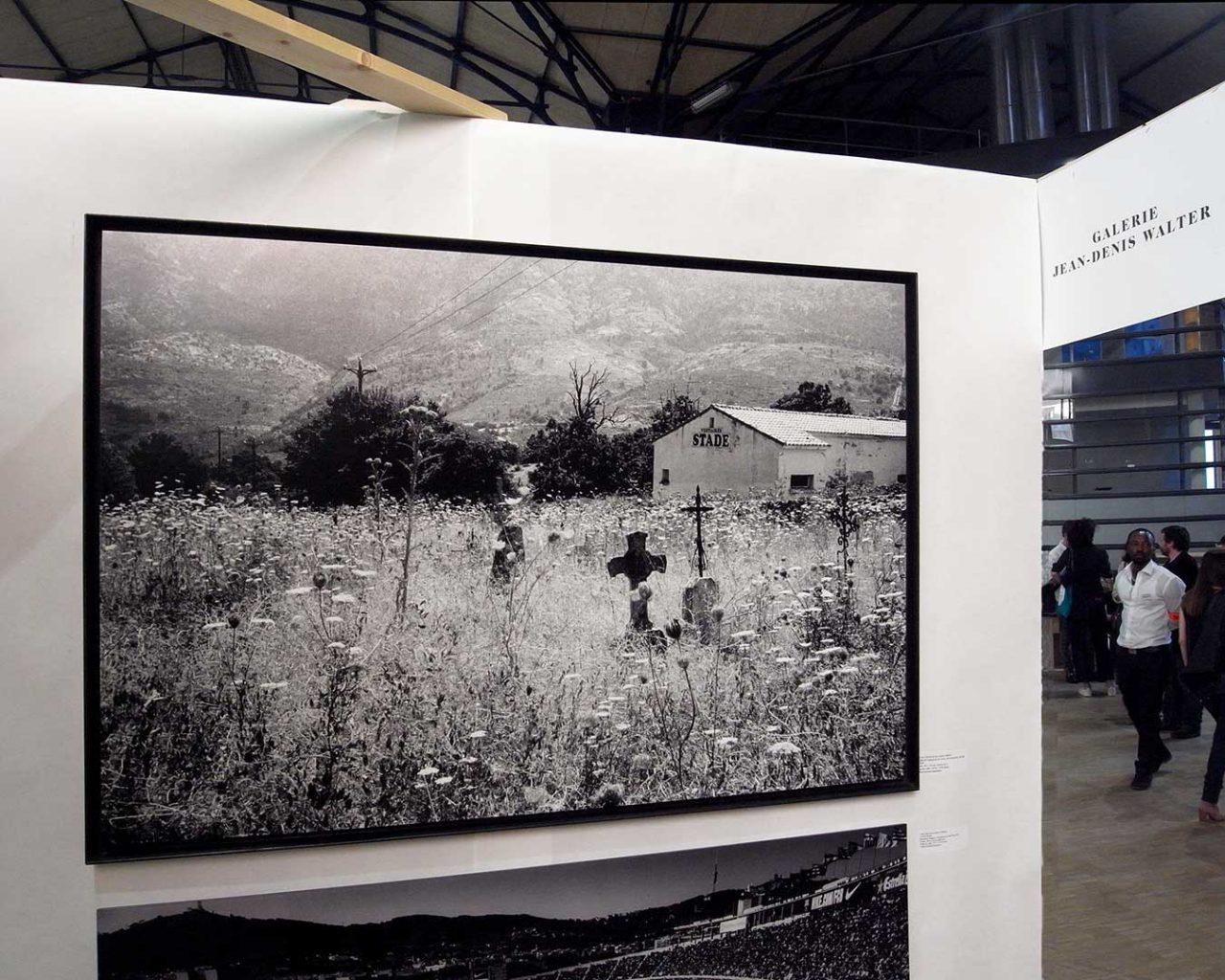"""""""Calacuccia"""", HISTOIRES, PHOTODOC ArtFair, JeanDenis Walter Gallery, Paris, France, 2018"""