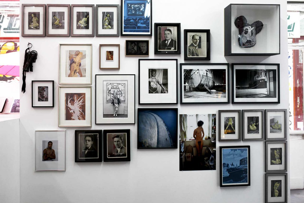 "HISTOIRES, ""Chez Marty"" exhibition, Vincent Sator Gallery, Paris, France, 2015"