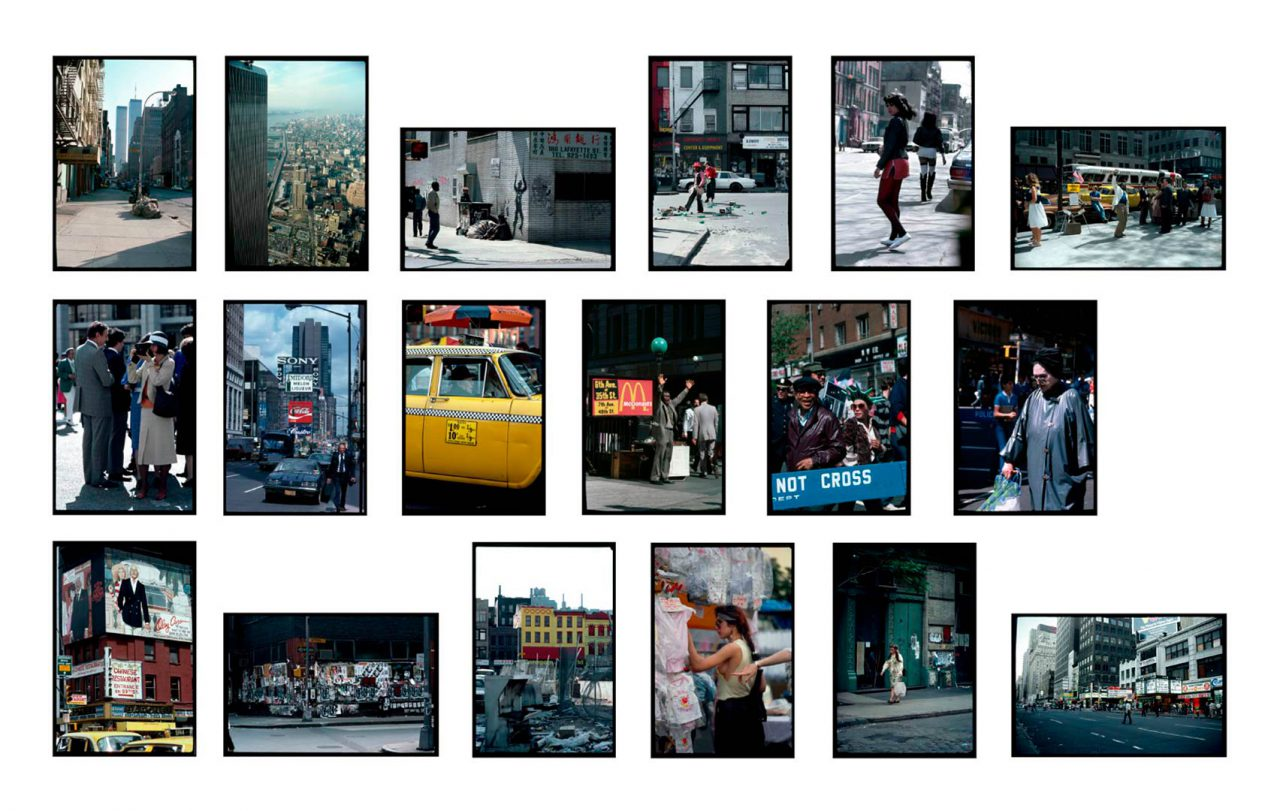1984_NewYork_Kodachrome, artist box set