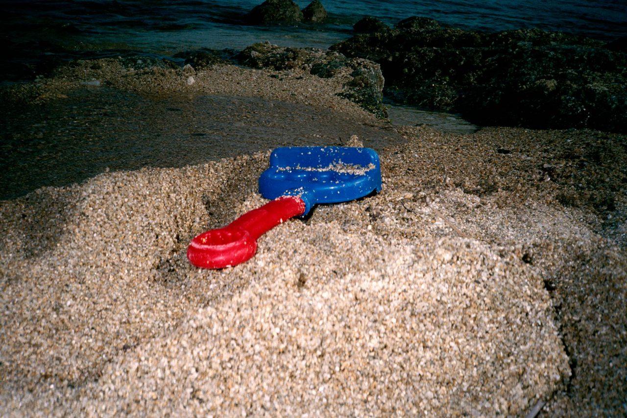 """""""Beach Toys_02"""", 2011 - 120 x 80 cm"""