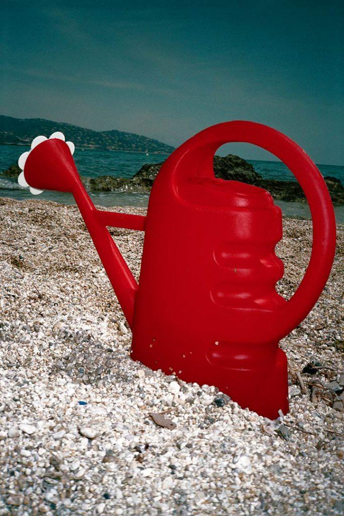 """""""Beach Toys_03"""", 2011 - 120 x 80 cm"""