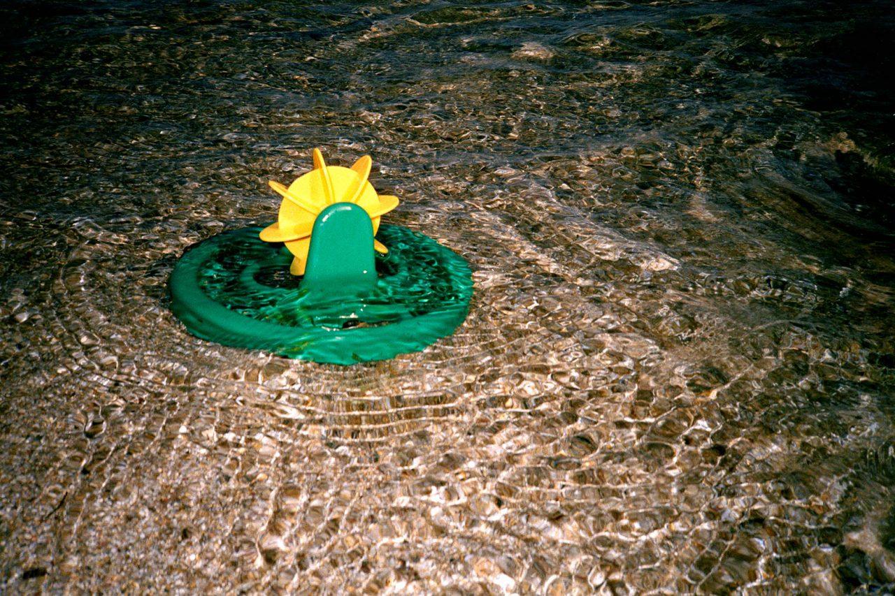 """Beach Toys_01"", Coffret Beach Toys, 30 x 20 cm"
