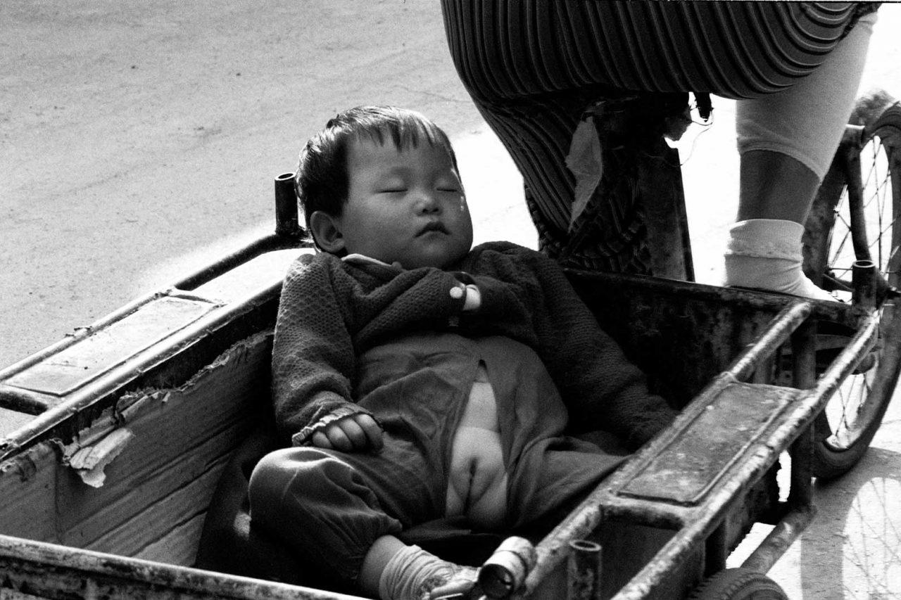 """""""Beautysleep"""", Beijing, 1998 - 123 x 83 cm"""