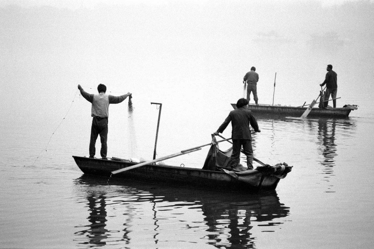 """""""Beihai lake"""", Beijing, 1998"""