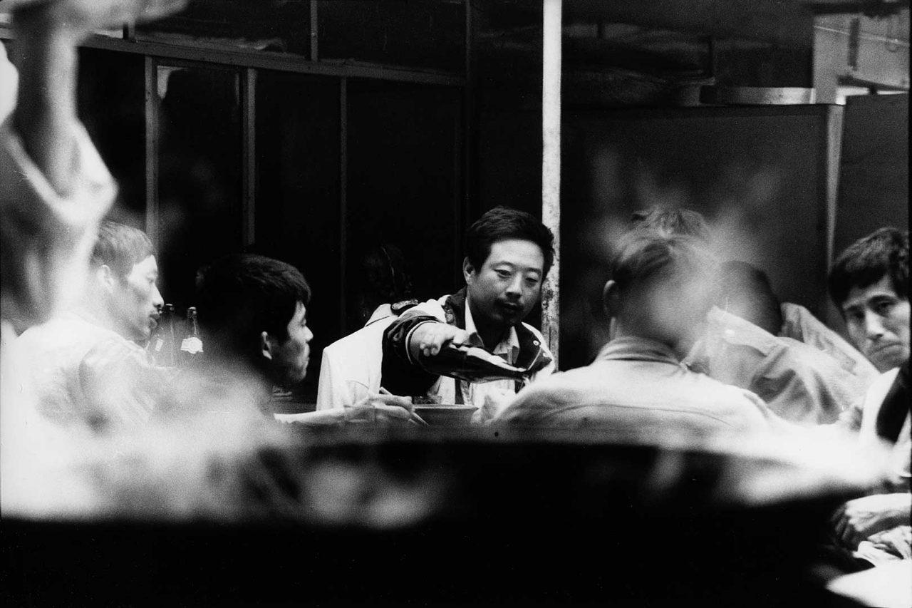 """Panjiayuan market"", Beijing, 1998"