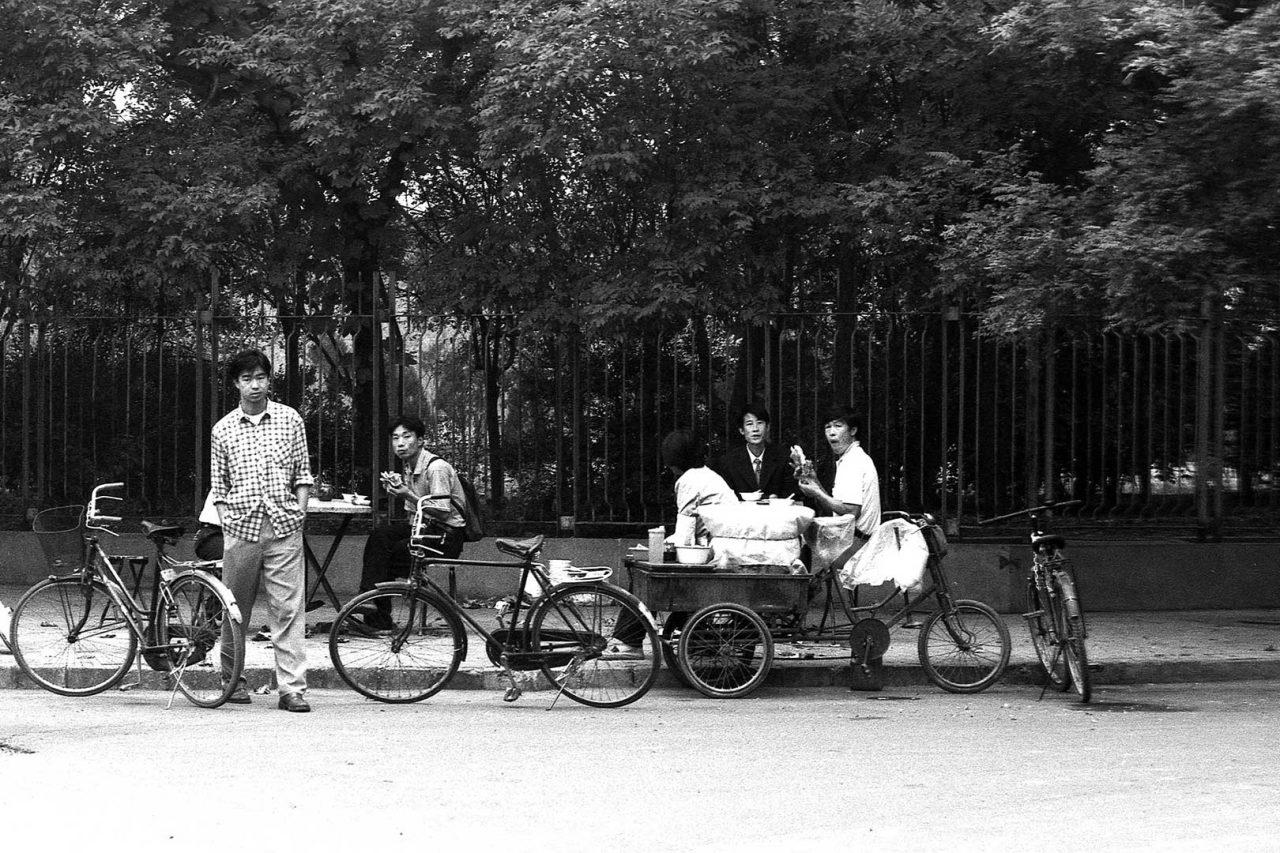"""""""Ritan road"""", Beijing, 1998"""