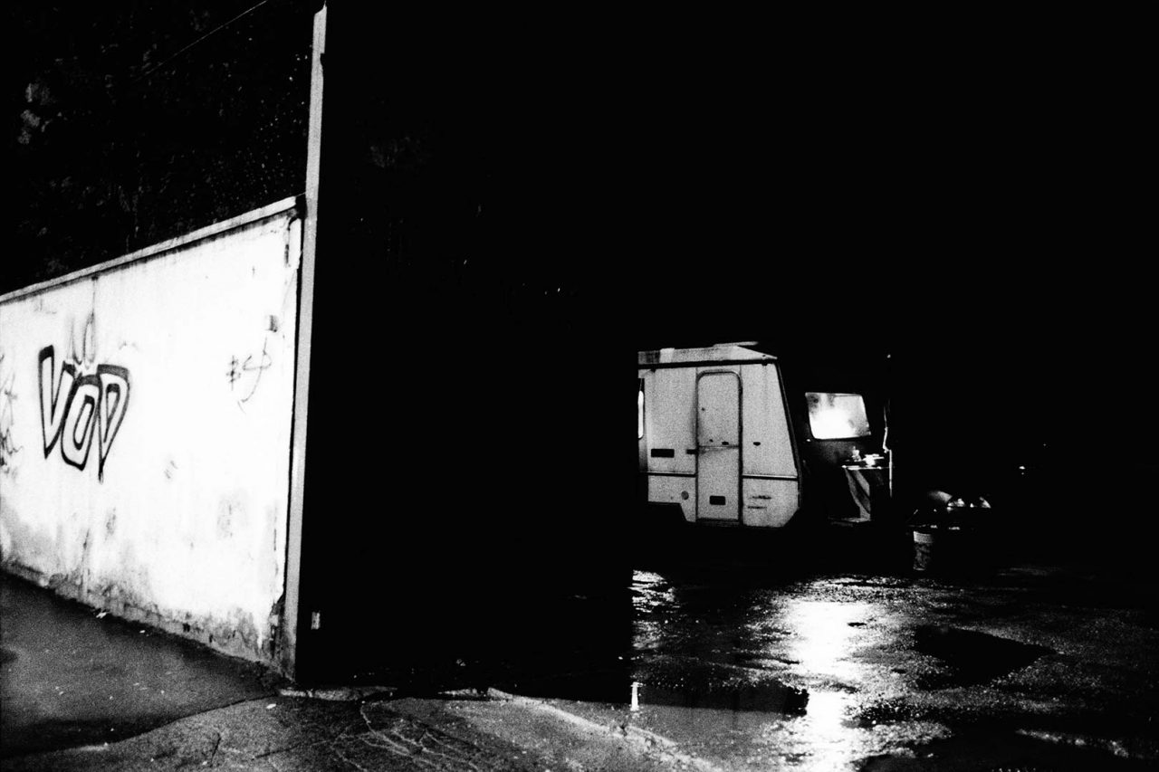 """Parking"", Budapest, 2005 - 90 x 60 cm"