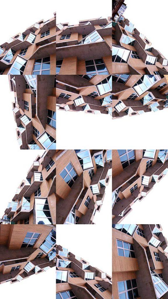 """""""Buildings2009_11"""", 2015 - 92 x 162 cm"""