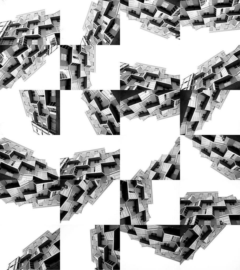 """""""Buildings2010_22"""", 2015 - 165 x 190 cm"""
