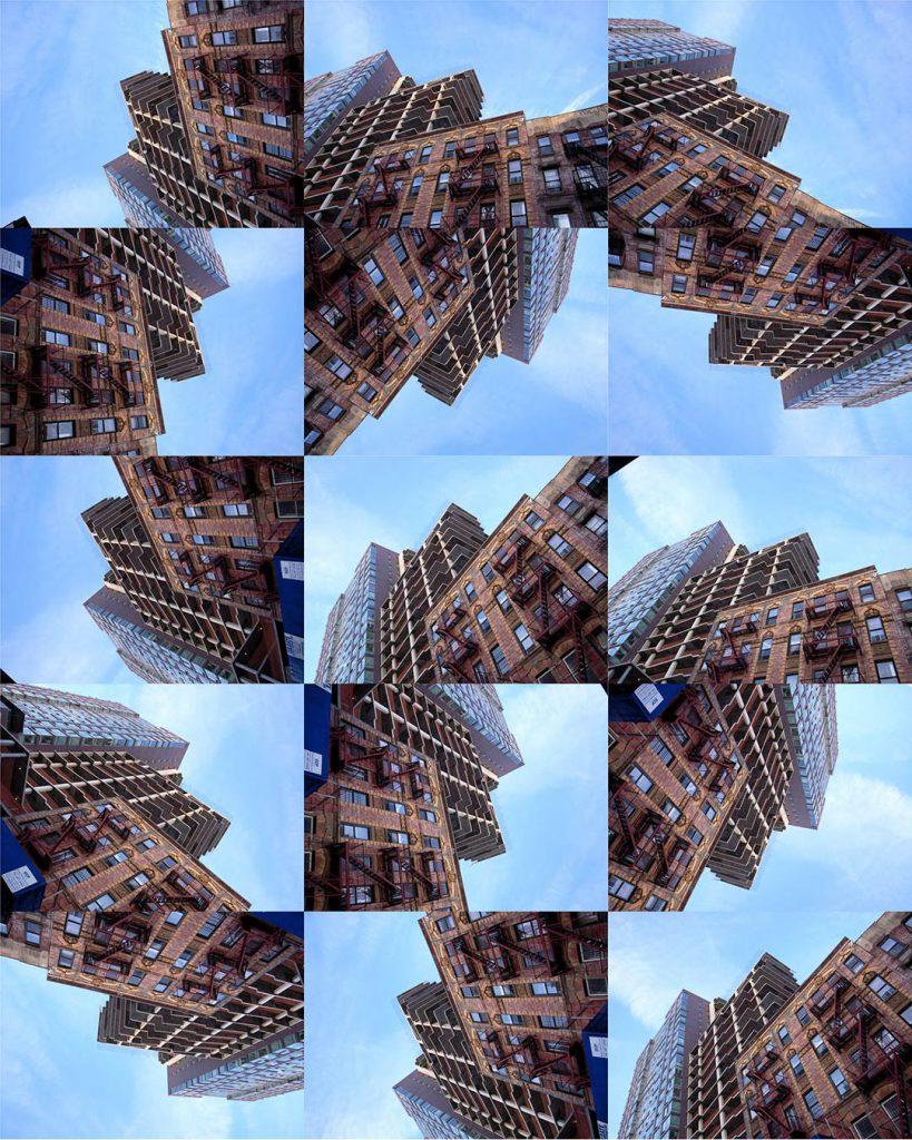 """""""Buildings2010_36"""", 2015 - 125 x 155 cm"""