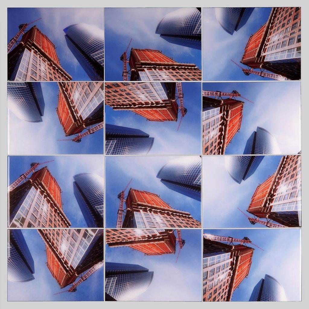"""""""Buildings2010_6"""", 2015 - 125 x 125 cm"""