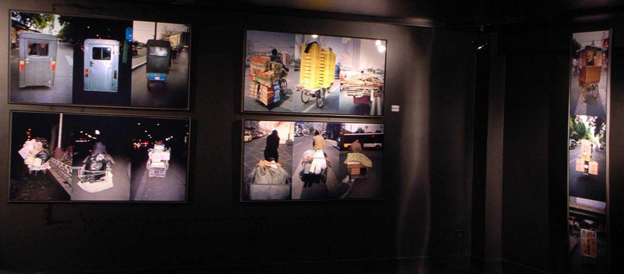 CHINOIS, The Box in Paris , Mois de la Photo OFF, Paris, 2008