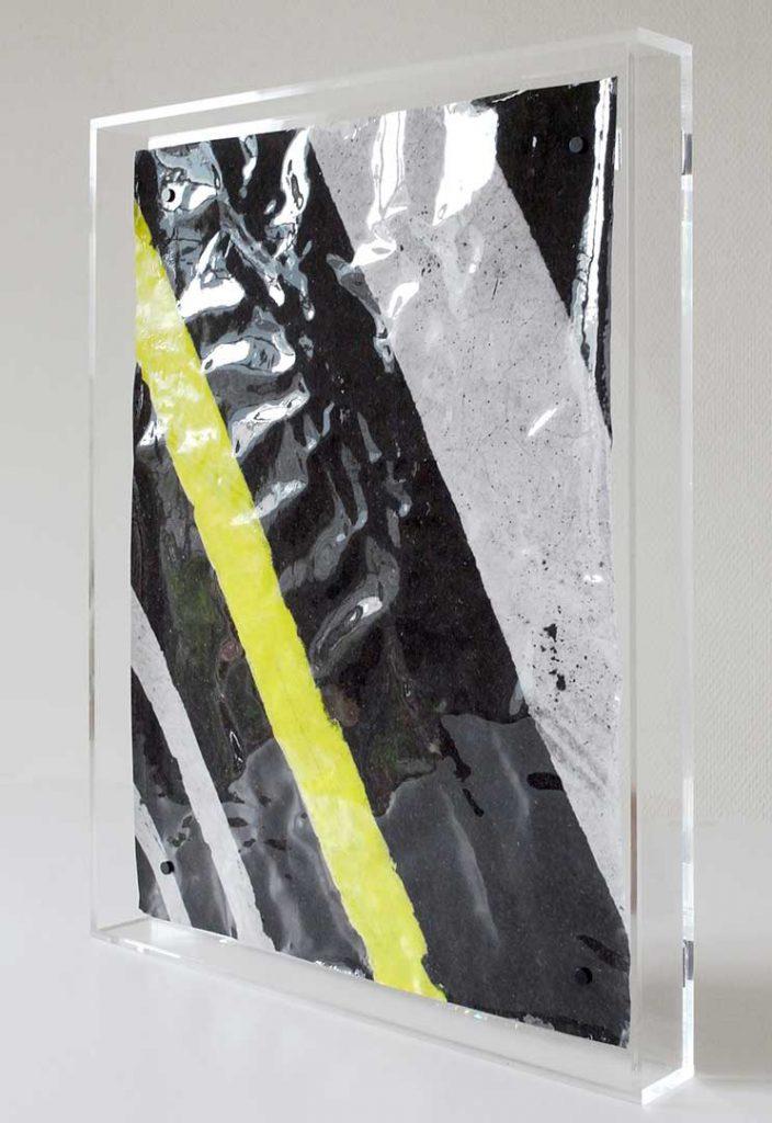 """F19"", Crosswalks, 2016 - 37 x 47,5 cm"