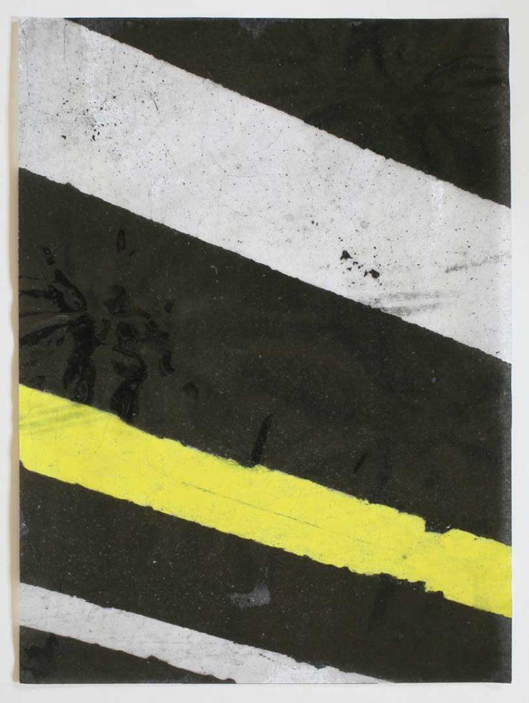 """F1"", Crosswalks, 2016 - 34 x 45,5 cm"