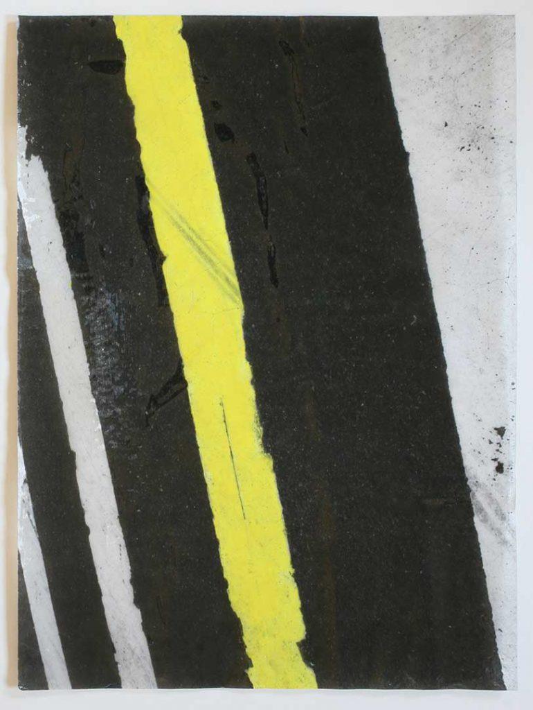 """F10"", Crosswalks, 2016 - 34 x 45,5 cm"