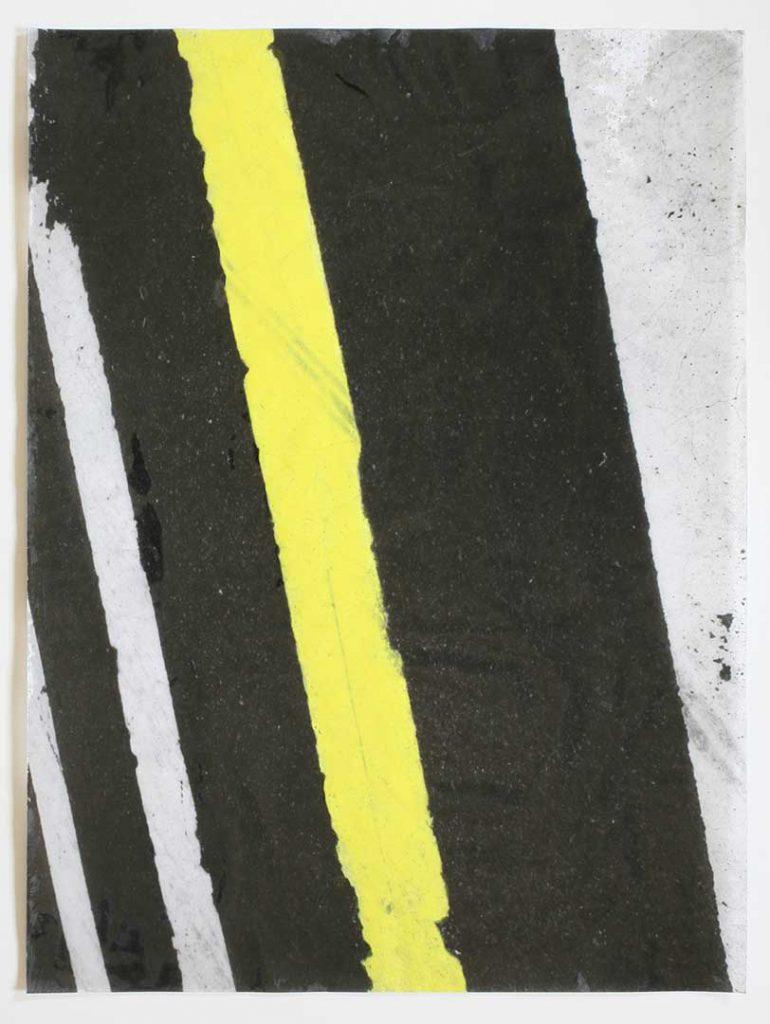 """F11"", Crosswalks, 2016 - 34 x 45,5 cm"