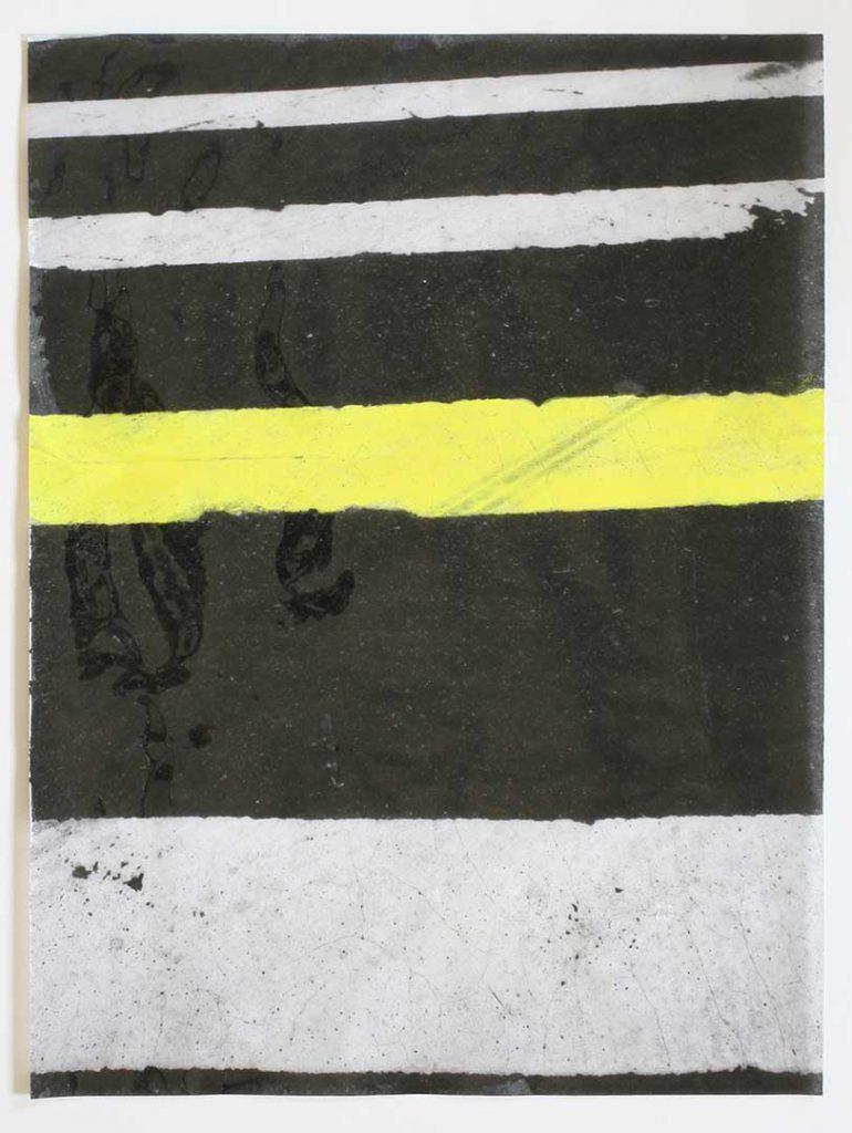 """F14"", Crosswalks, 2016 - 34 x 45,5 cm"