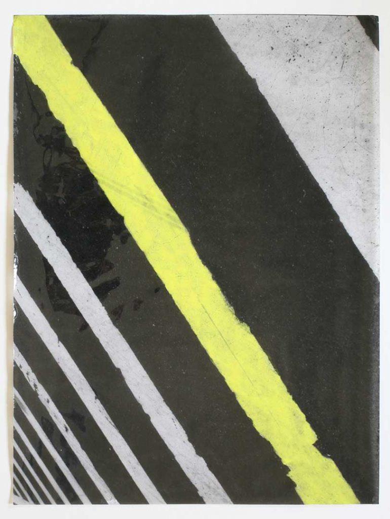 """F18"", Crosswalks, 2016 - 34 x 45,5 cm"