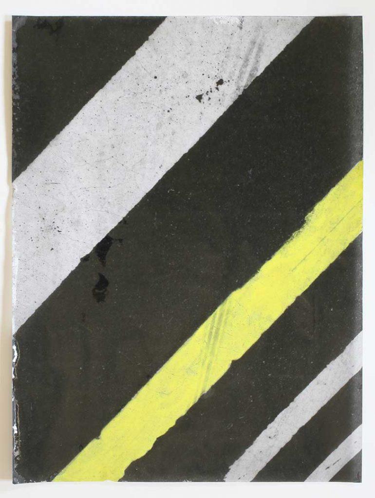"""F19"", Crosswalks, 2016 - 34 x 45,5 cm"