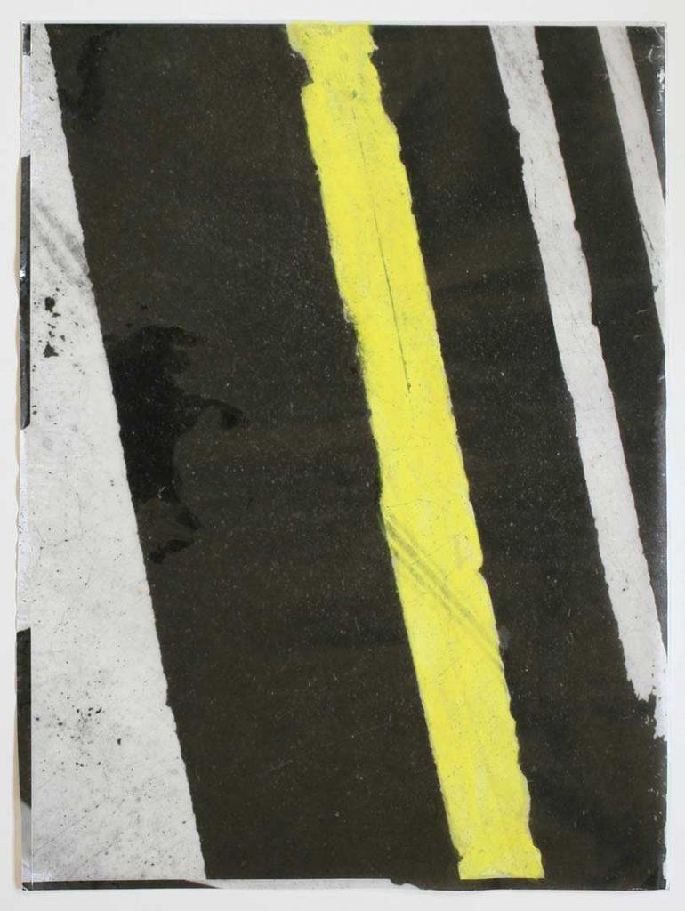 """F21"", Crosswalks, 2016 - 34 x 45,5 cm"