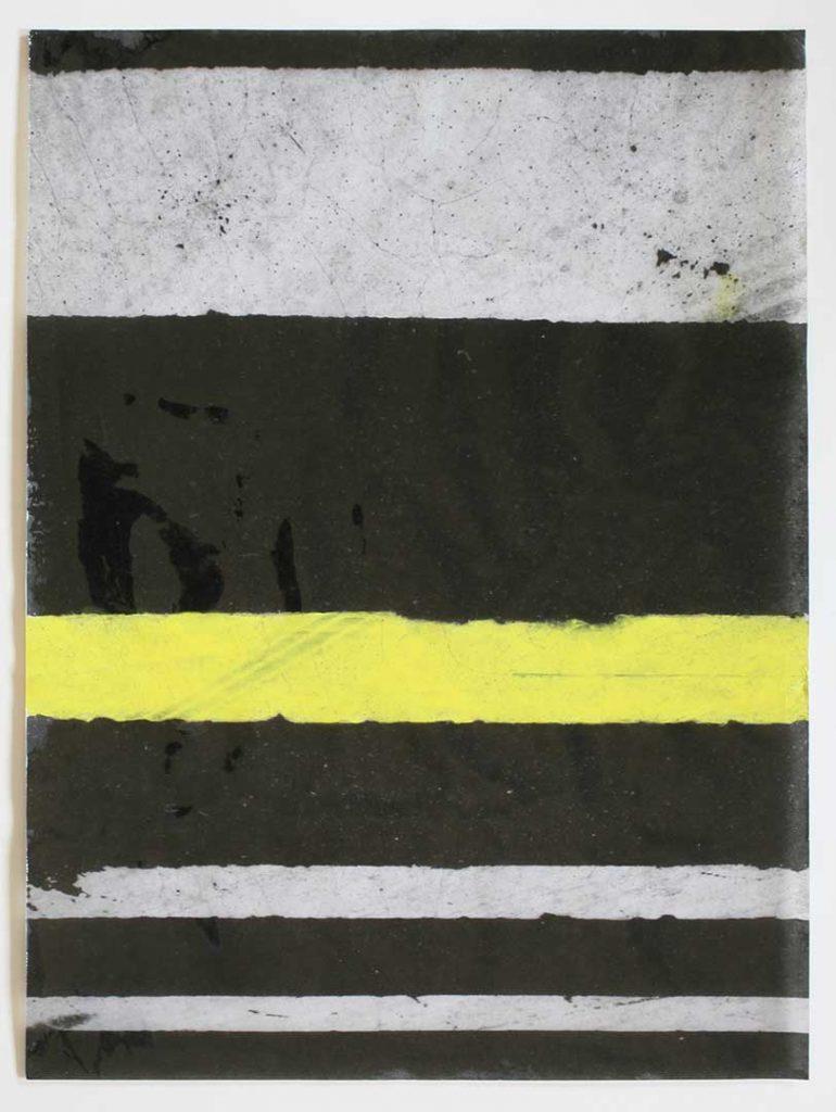 """F8"", Crosswalks, 2016 - 34 x 45,5 cm"