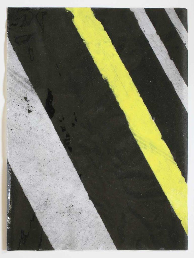 """F9"", Crosswalks, 2016 - 34 x 45,5 cm"