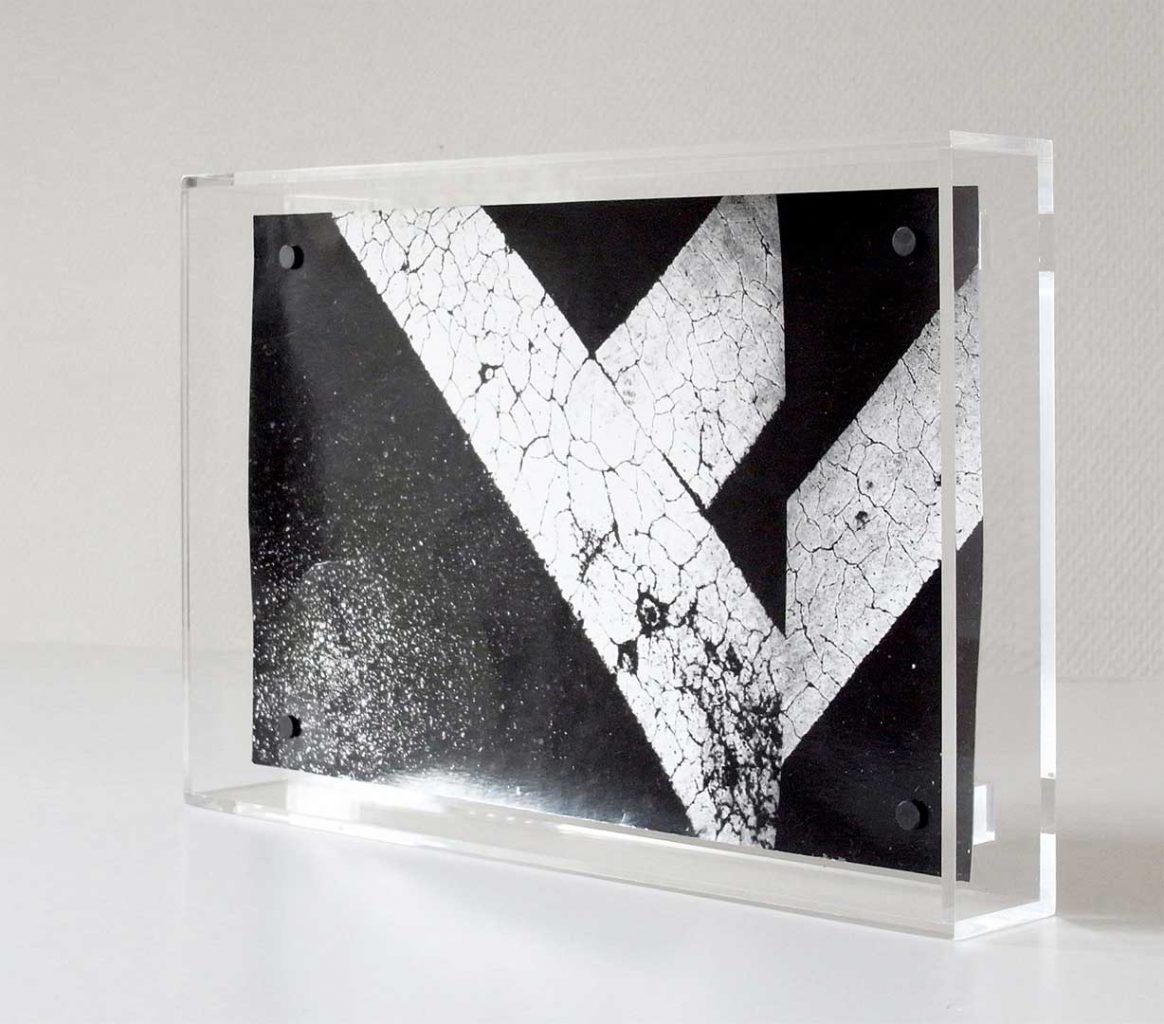 """""""C094"""", Crosswalks, 2016 - 30 x 21 cm"""