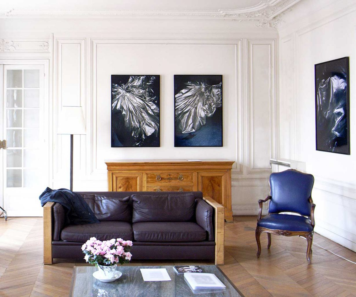 DRAPéS, Private collection, Paris, France, 2012