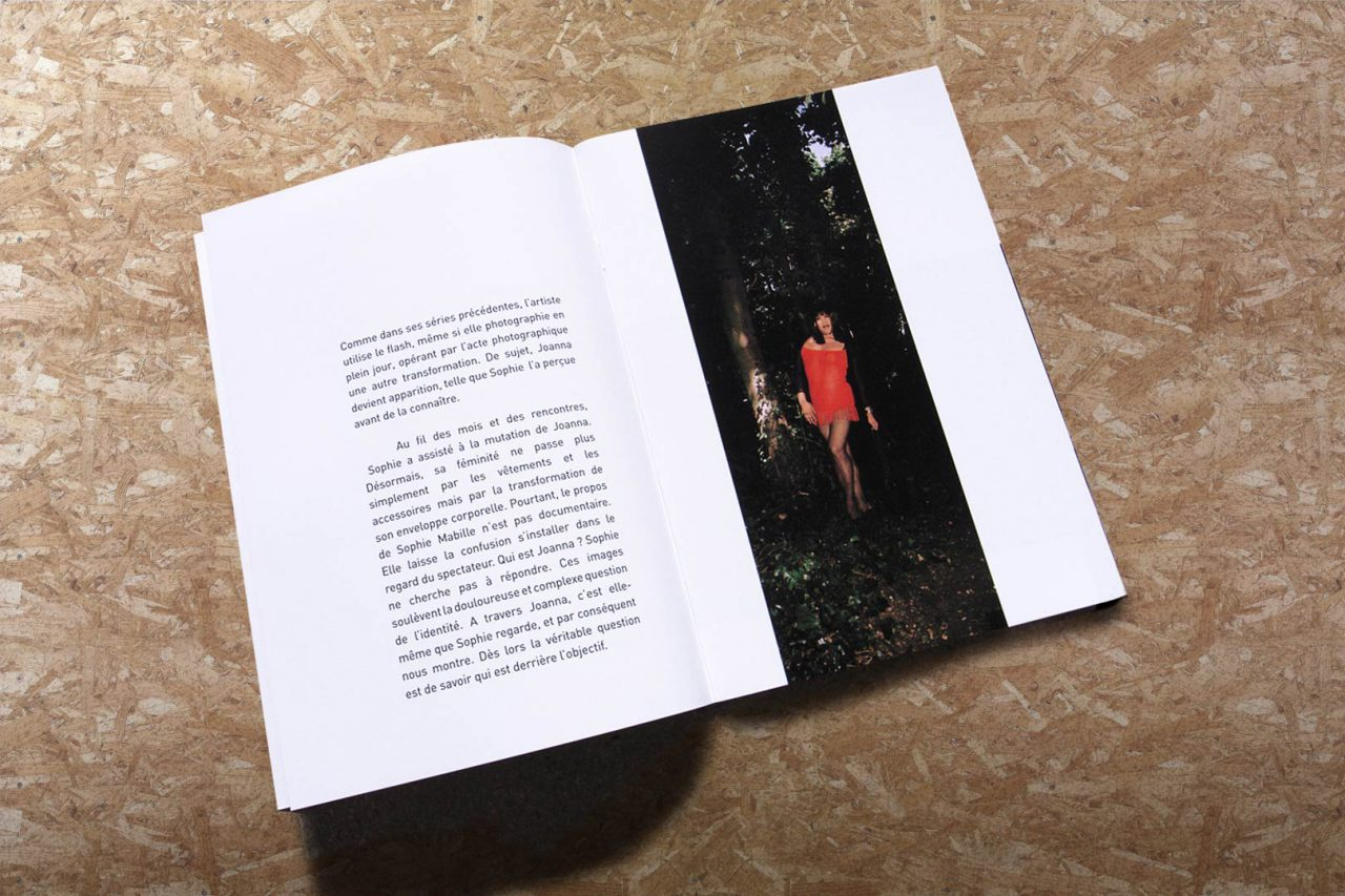 Sophie Mabille, Joanna, book