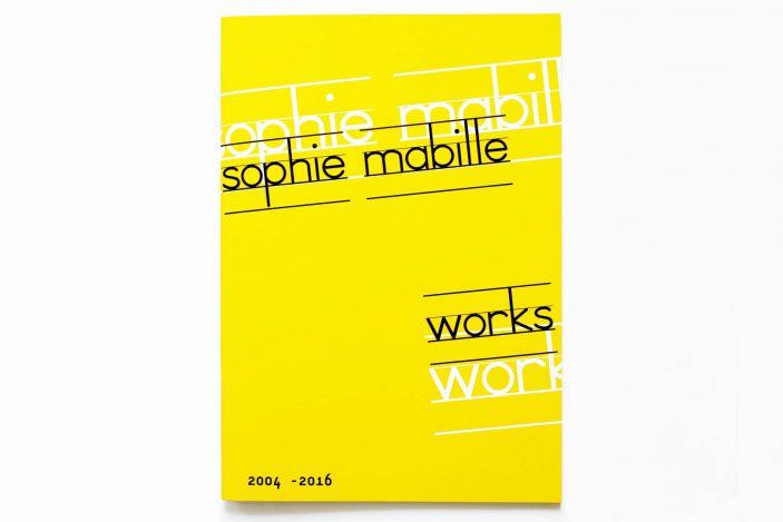 Sophie Mabille, Works 2004-2016