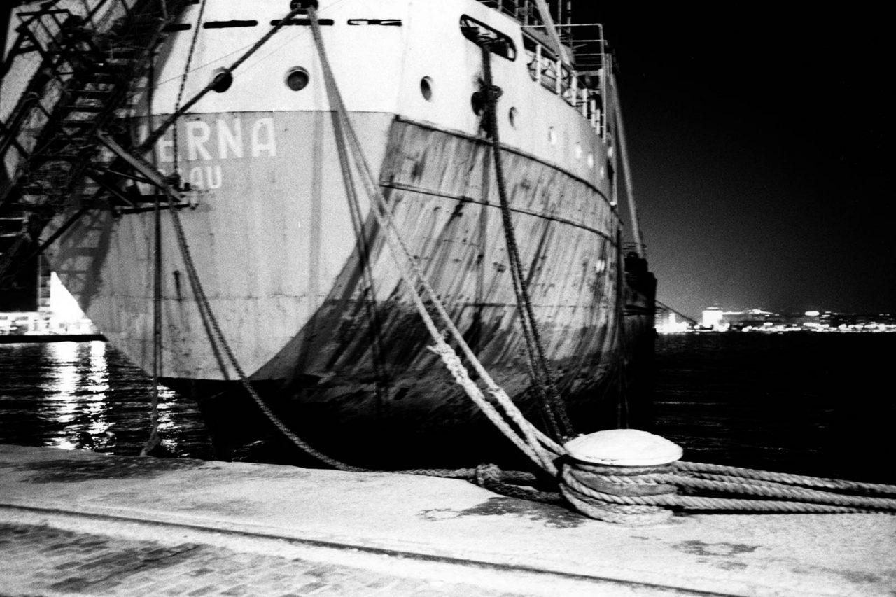 """Erna boat"", Histoires, 2004"