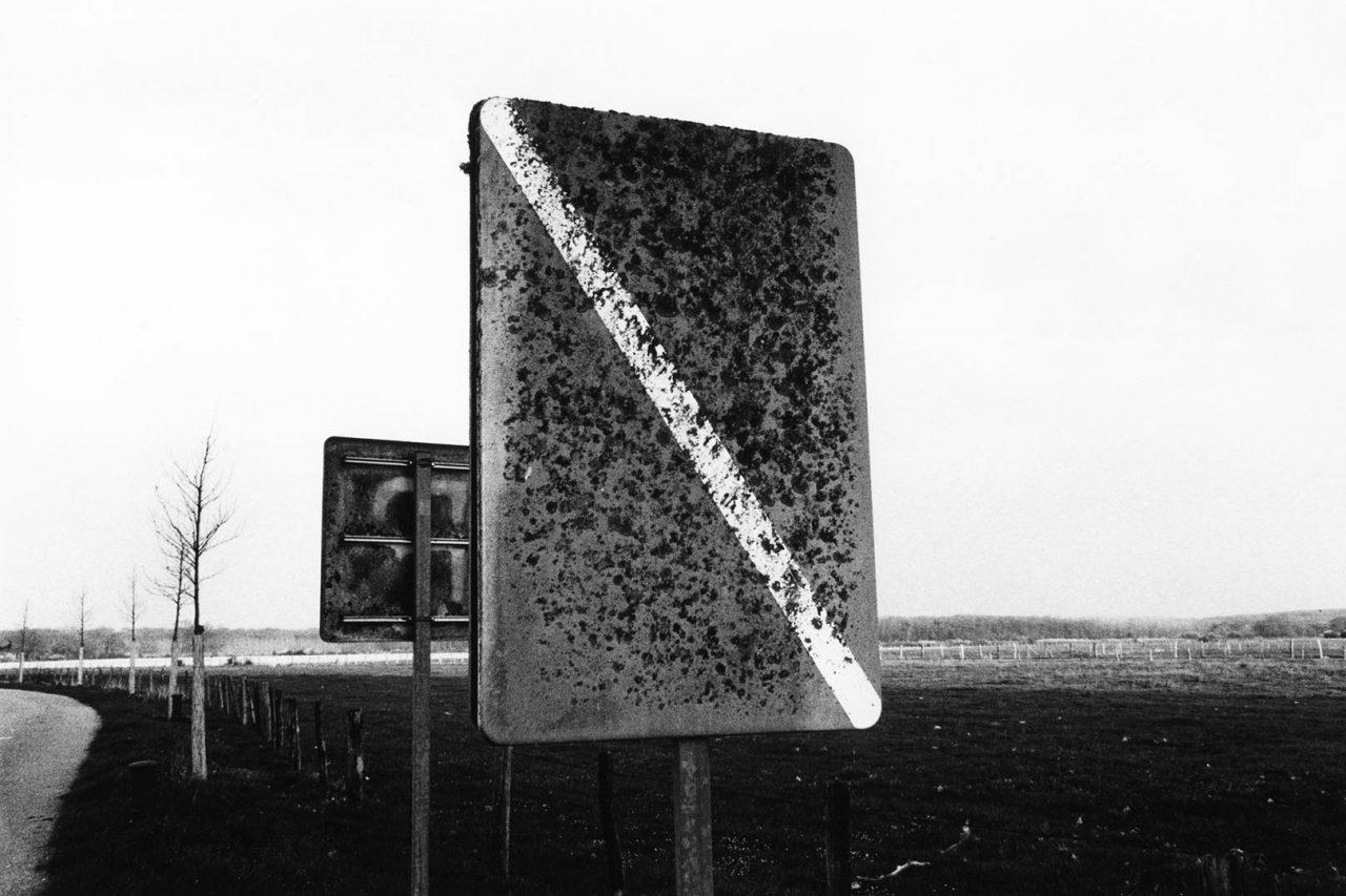 """Saône sign"", Histoires, 2004"