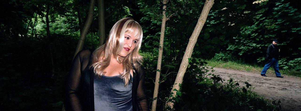 """""""Joanna_08"""", 2009 - 163 x 60 cm"""