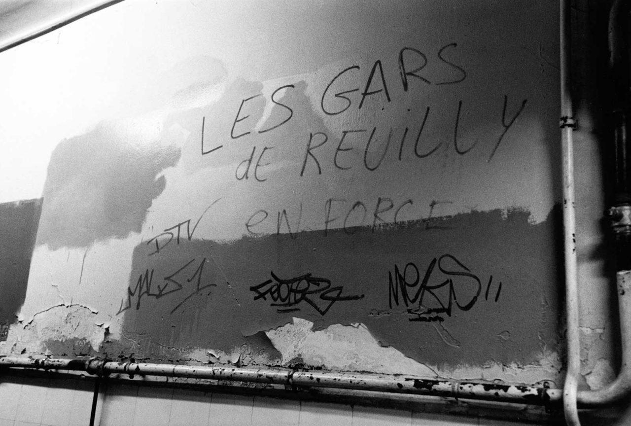 """""""Gars de Reuilly"""", STADE, 2004"""