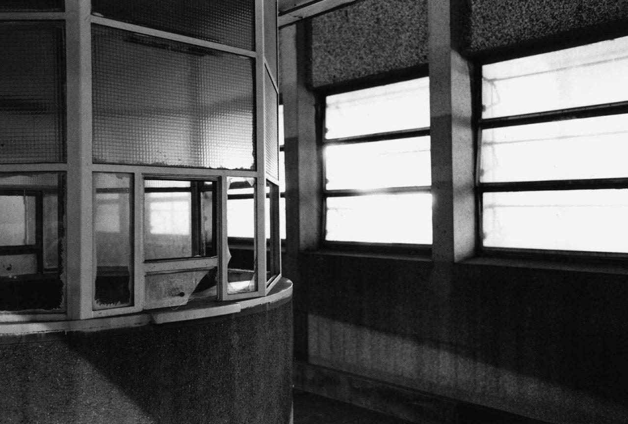 """""""Guichet"""", STADE, 2004"""