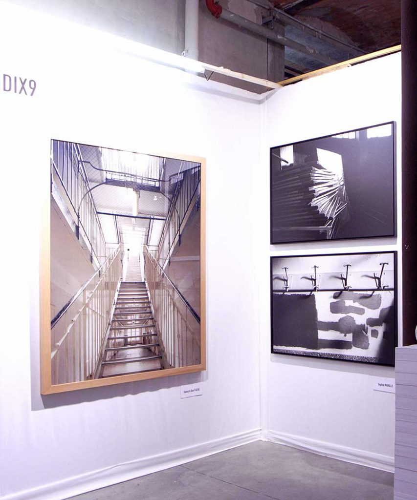 STADE, SLICK ArtFair, Galerie DIX9, Paris, France, 2008