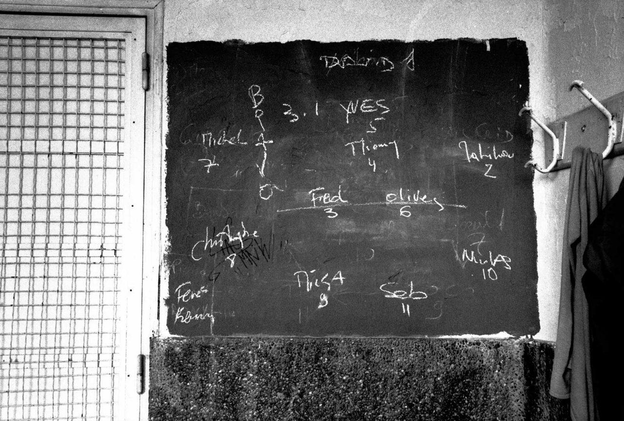 """Tableau"", STADE, 2004 - 46 x 30,5cm"