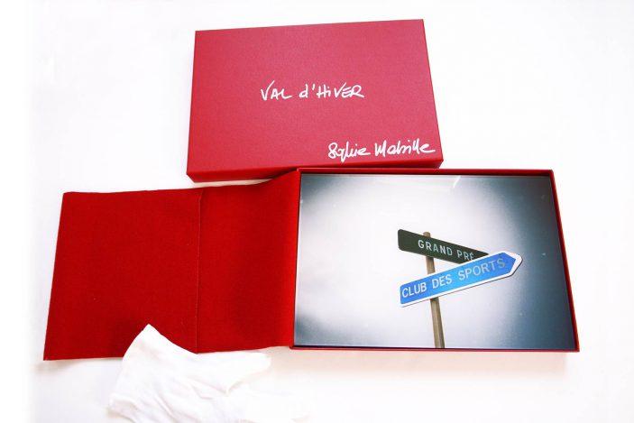 Val d'Hiver, artist box set #7